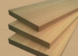 Купить мебельный щит из сосны толщина 40 мм - цена 28000