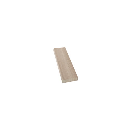 Мебельный щит из дуба 1000х300х40