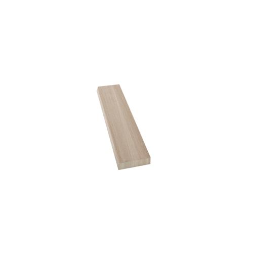 Мебельный щит из дуба 1200х300х40