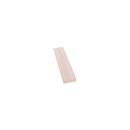 Мебельный щит из березы 1000х300х40 сорт AB