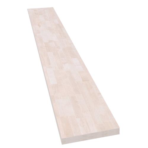 Мебельный щит из березы 3000х600х40 сорт АС