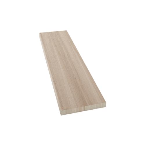 Мебельный щит из дуба 2100х600х40