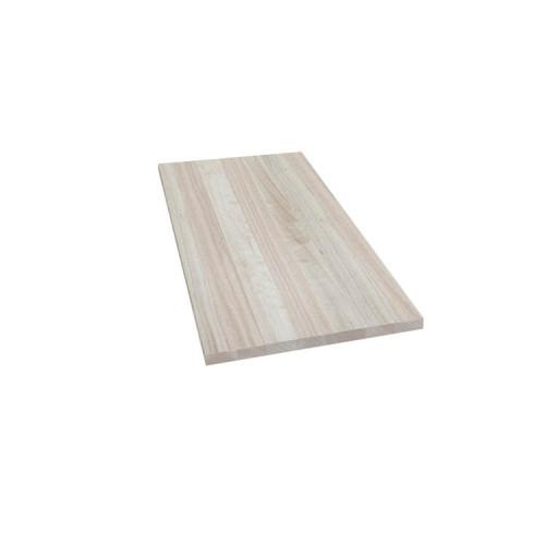 Мебельный щит из ясеня 1000х600х20